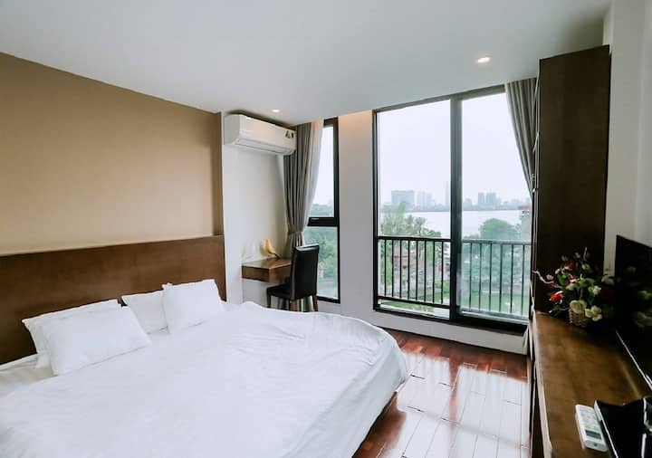 3S - Deluxe room with lake view