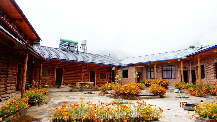 HABA SNOW MOUTAIN Viewing & climbing Hotel