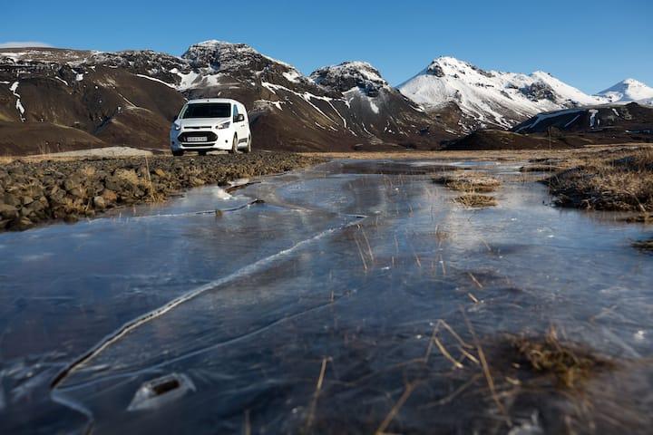 Campervan for your adventure