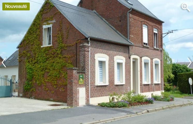 Le petit cordelier - Mailly-Maillet - Casa