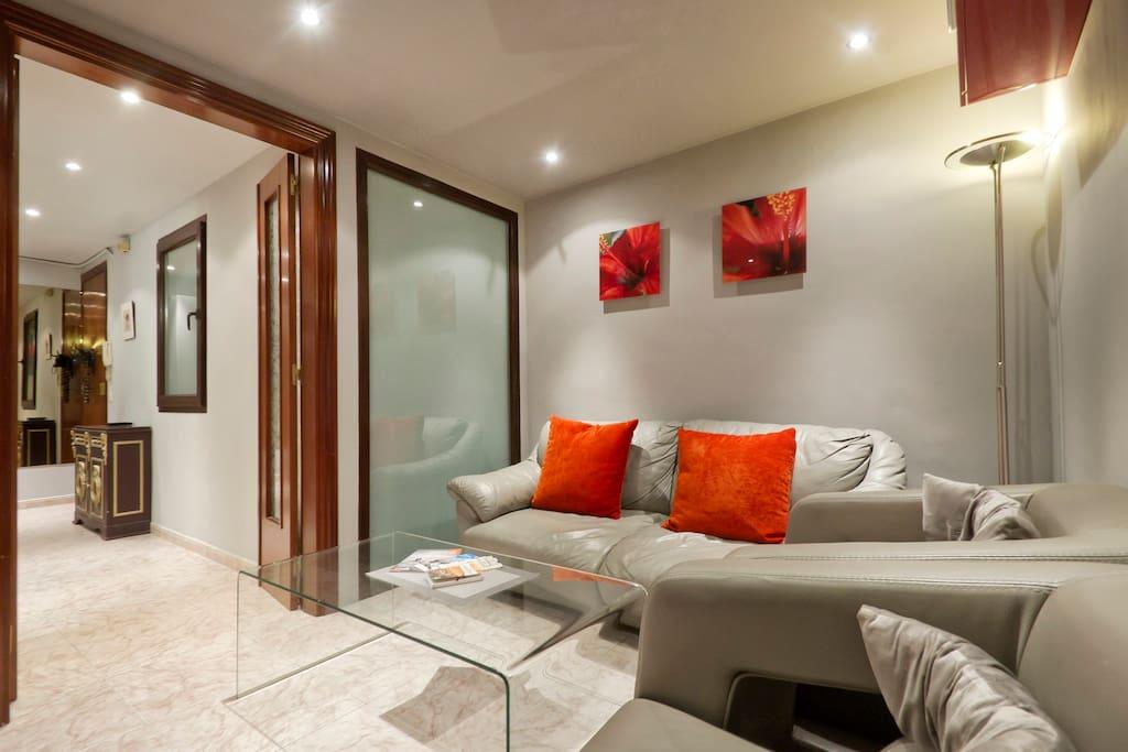 bcn turistica piso sagrada familia appartamenti in affitto a barcellona barcelona spagna. Black Bedroom Furniture Sets. Home Design Ideas