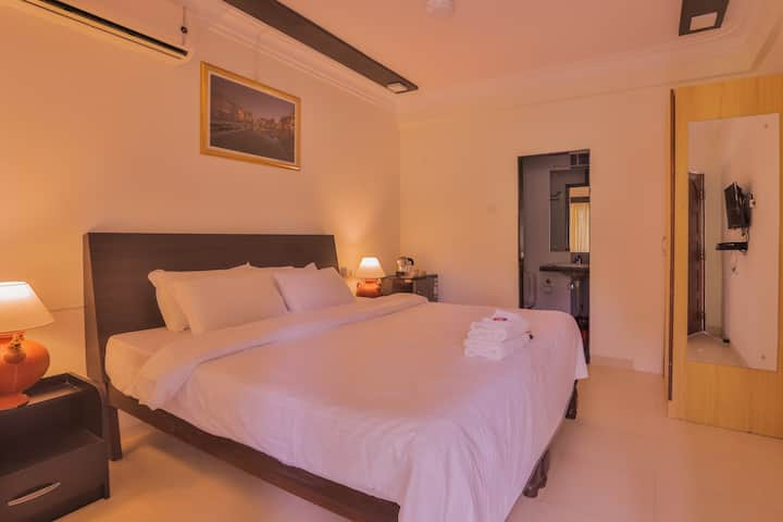 CHAPORA SUITE@BLUE 2 MINUTES WALK TO THE BEACH
