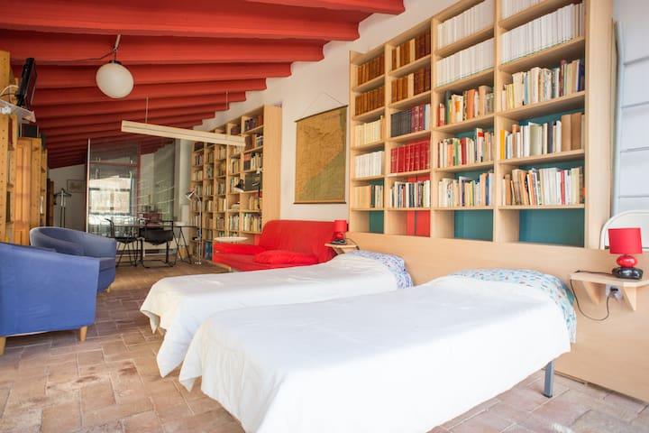 Habitación con vistas a Montserrat  - Collbató - Bed & Breakfast