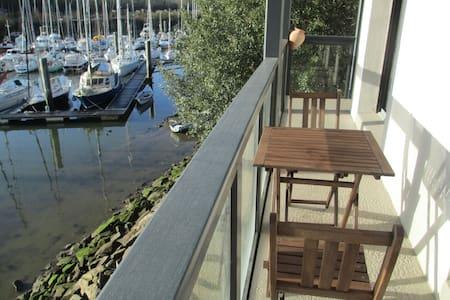 Entre St Malo, Dinard  & Dinan - Plouër-sur-Rance - 公寓
