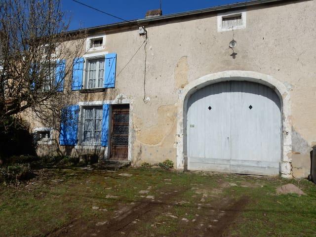 Gîte la Bressonière - Guyonvelle - Hus