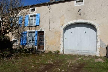 Gîte la Bressonière - Guyonvelle - Ev