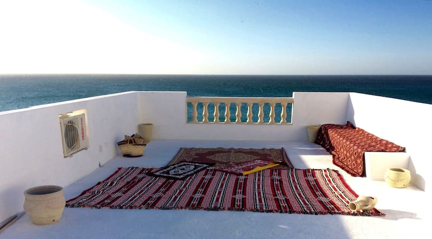Beautiful apartment on the bay of Hammamet