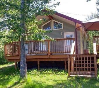 Birtle's Riverside Cabin