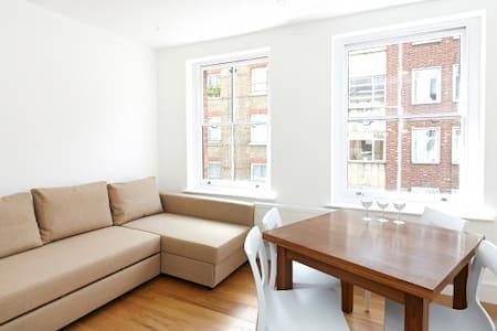(WS03) Two Bedroom near Oxford St.