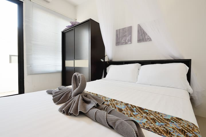 Pool access Townhouse, 3 bedrooms, 103 - Koh Lanta - Casa