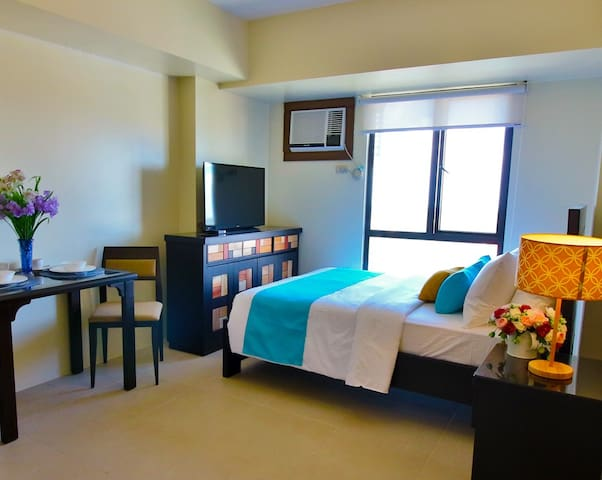 Tagaytay Centro Suites beside Serin Mall Deluxe 4