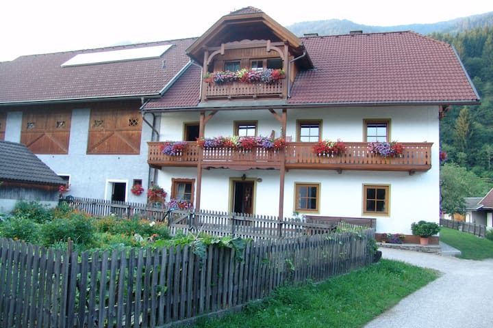 Holiday Apartment on a Farm - Reisach - Apartmen