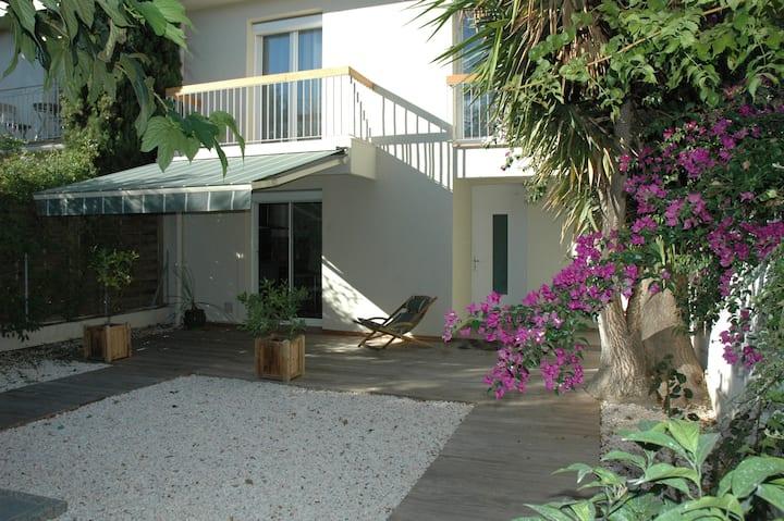 "Villa ""les Aviateurs"",  127 m²."