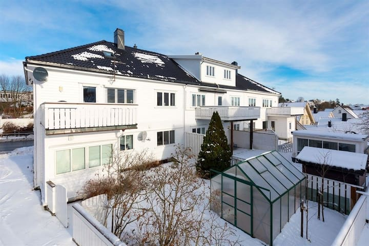 Nice apartment close to city center Kristiansand