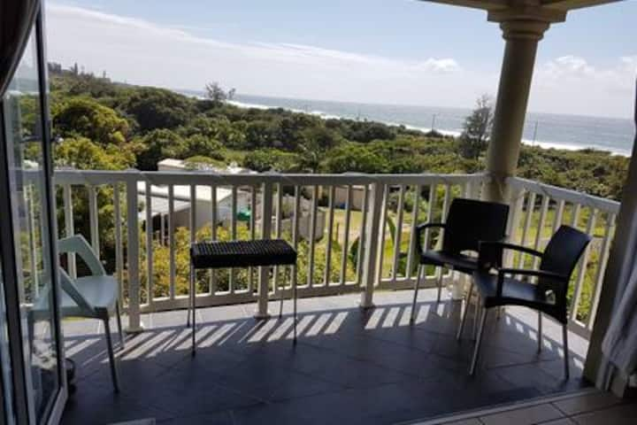 Sea view unit close to Port Shepstone