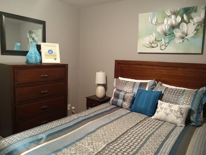 Holmes Haven -  The Princess Taishyah Bedroom