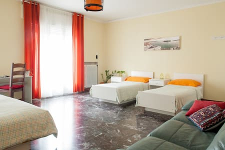 4 people room 10 min to Venice - Bed & Breakfast