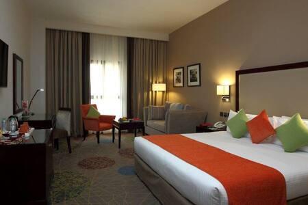 Mena hotel Riyadh 966551298807 - Riyad - Oda + Kahvaltı