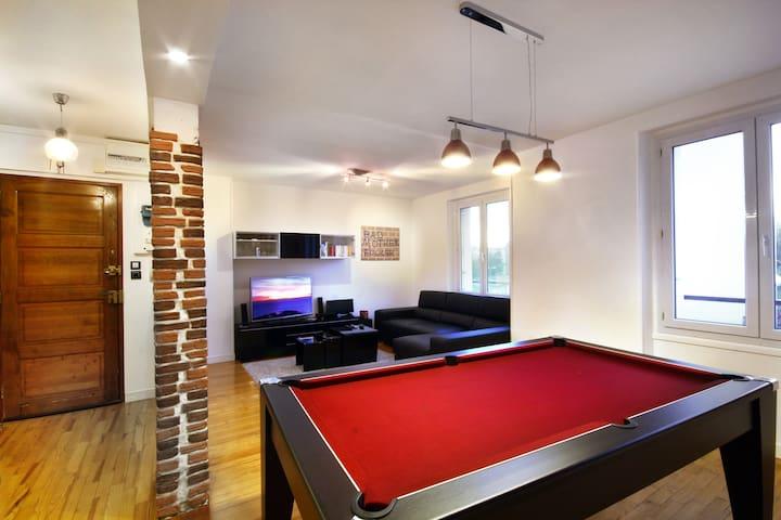 - Cosy&Chic for a Cheap price - - Brest - Apartamento