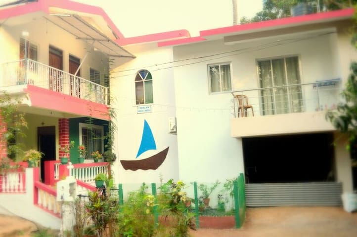 Cozy Homestay Close to the Airport and Beach, Goa - Goa - Guesthouse