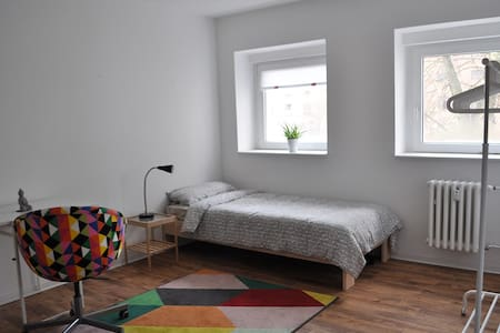 Private room in the center of town - Dessau-Roßlau - Apartment