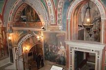La bellezza del Monastero di San Benedetto... una perla della spiritualità