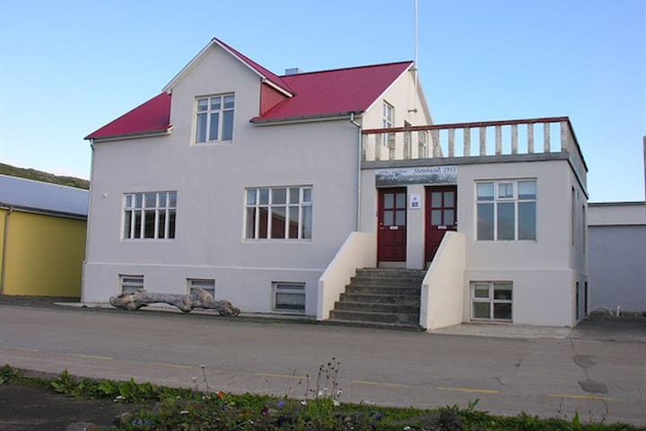 Steinhusid apartment 2 - Hólmavík - Lägenhet