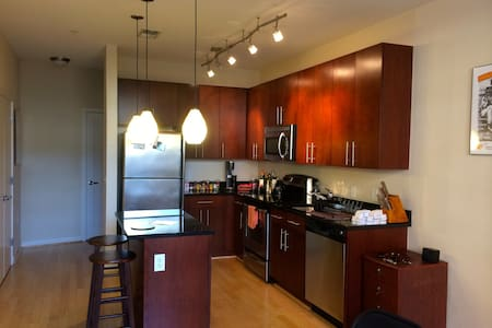Luxury 1-bed/1-bath in Columbia Hts