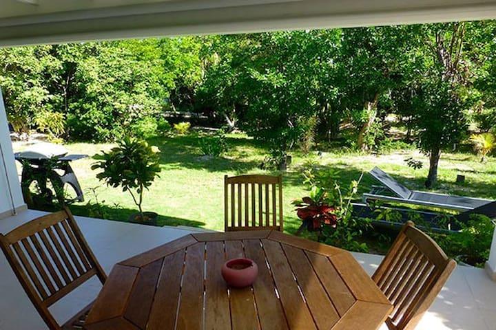 Intimate 1Bdrm Villa In St. Barth