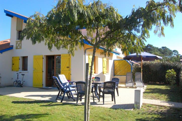 Village Océlandes woning bij strand - Saint-Julien-en-Born - Dům