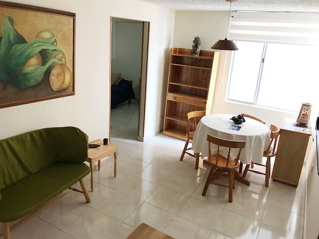 APARTMENT NEAR TO CITY CENTER AND MONSERRATE!