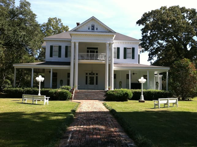 Blythewood Plantation - Amite City - Szoba reggelivel
