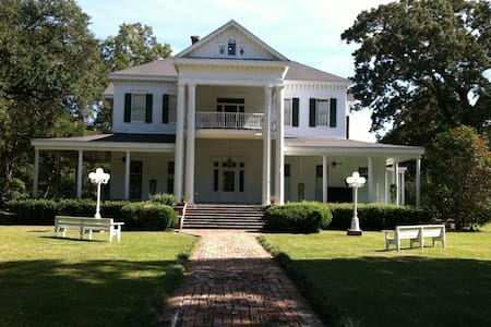 Blythewood Plantation - Amite City