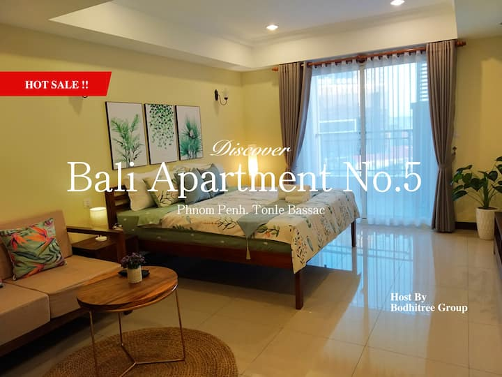 N5 8A2_New BigApartment/Central Market/River Side