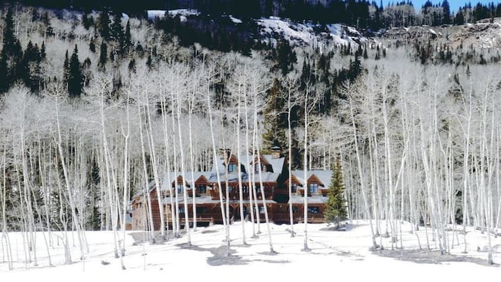 New Listing: Coors Mountain View! Telluride Private Exclusive Luxury Vacation Rental