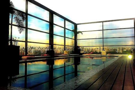Charming and modern loft - São Paulo
