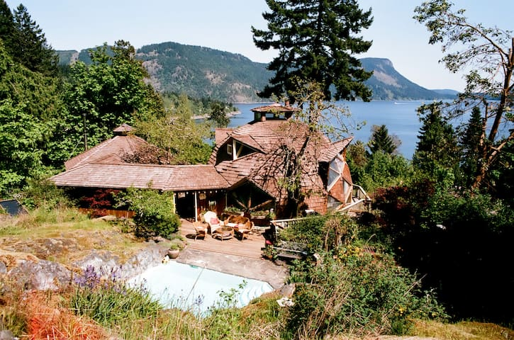 Amazing Dome, Maple Bay, Private Suite nr. Duncan