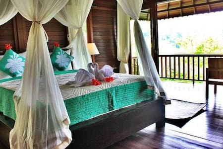 Villa wedang tea - Tegallalang - Bungalow