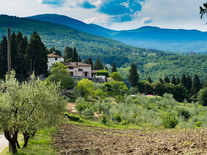 Wellness and nature in 30 minutes from Florence