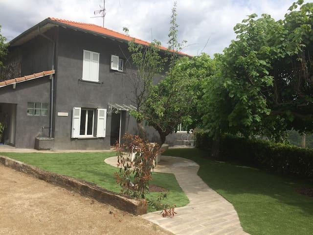 Villa situé dans l'arrière pays nicois