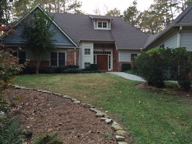 FULL BSMT, EXC LOC  W PRIV ENTRANCE - Sandy Springs