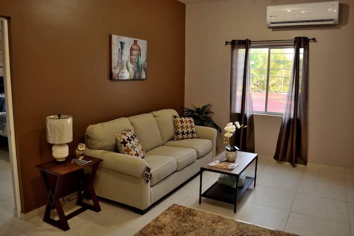 Zona Hotelera & Parque La Ruina New Apartment!!!