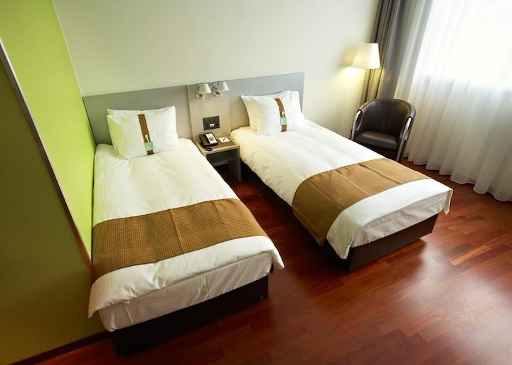 Komfortables TWIN Zimmer in Bern Brünnen