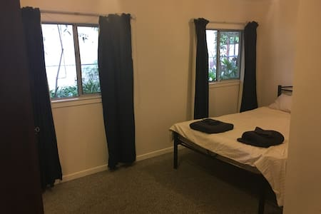 Newly renovated apartment 8km CBD wheelchair acc - Enoggera - Leilighet