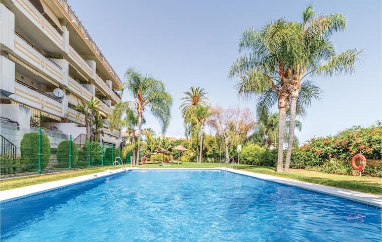 Holiday apartment with 2 bedrooms on 63m² in Torremolinos