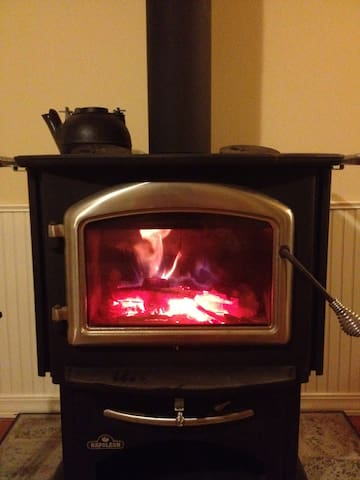 Cozy B&B With Wood Stove - Tahlequah - 獨棟
