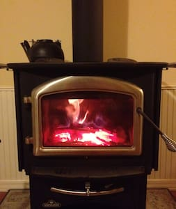 Cozy B&B With Wood Stove - Tahlequah - Dům