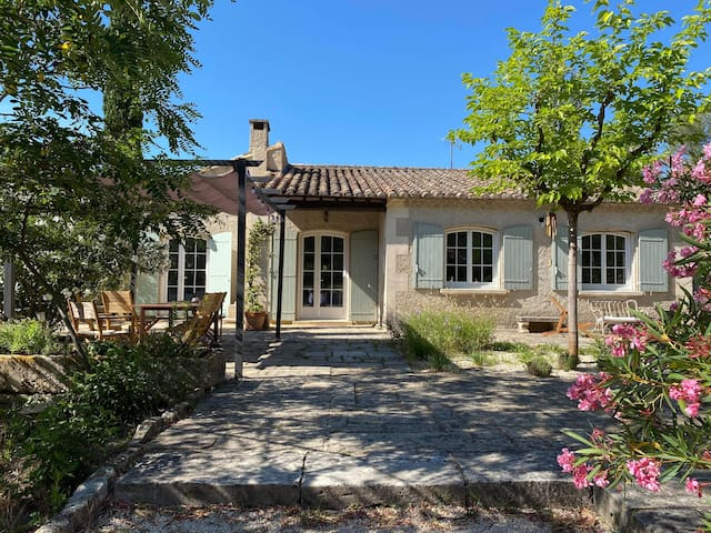 A haven of peace in St Remy de Provence