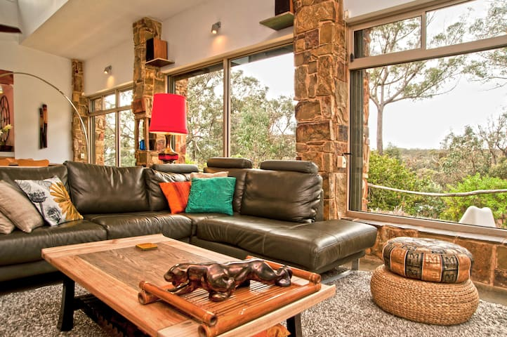 Karoo Crest - Shepherds Flat - บ้าน