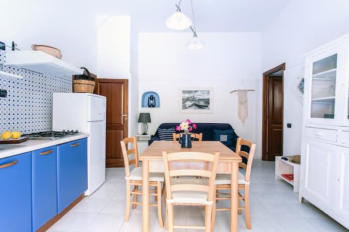 Appartamento nel centro storico di Lipari